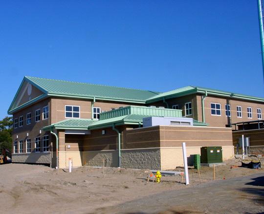 Oak Island Police Headquarters
