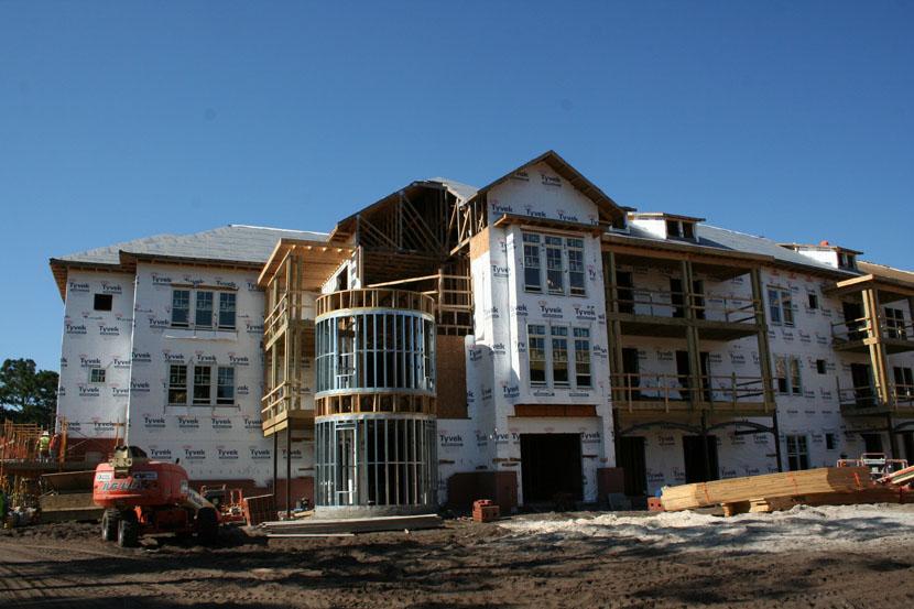Carolina Bay – Main Campus Senior Living Facility