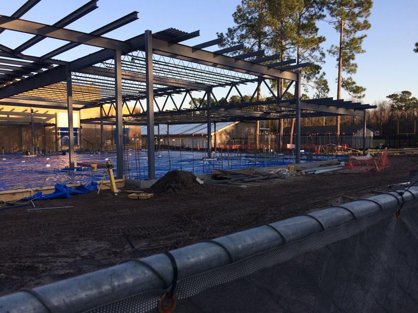 Laney High School Additions & Renovations