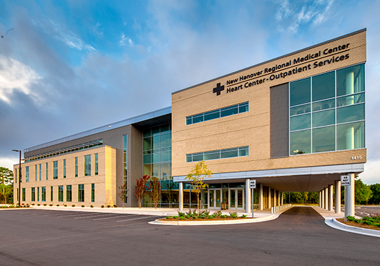 NHRMC – Outpatient Cardiology Center