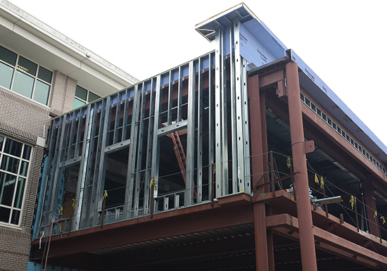 Zimmer Cancer Center Additions