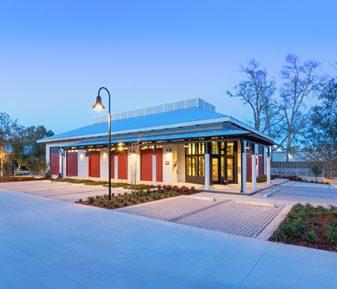 ABC Headquarters Facility.