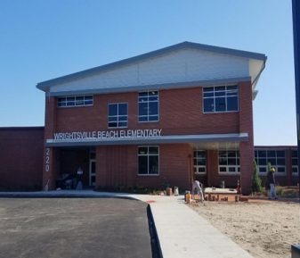 Wrightsville Beach Elementary School.